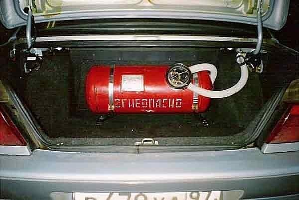 Приморских автомобилистов «пересадят» на газ