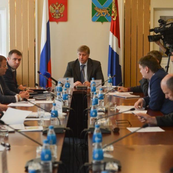 В Приморье планируют создать сеть газозаправочных станций для автомобилей
