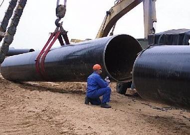 Газпром построит газопровод к Большому Камню