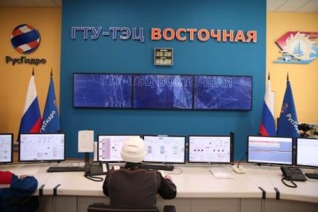 """ТЭЦ """"Восточная"""" во Владивостоке"""