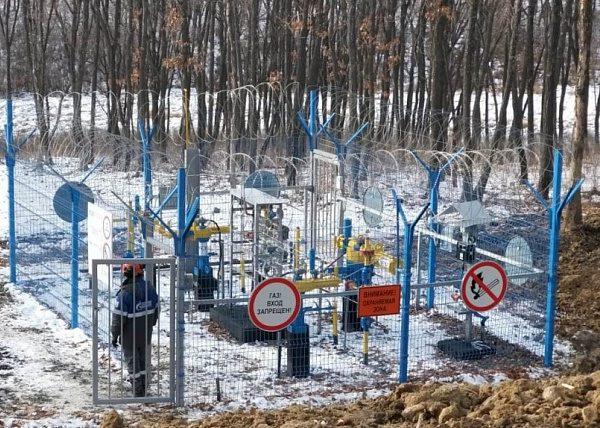 Газ пришел в Уссурийск