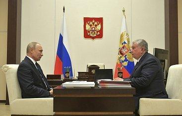 Президент поручил поэтапно завершить газификацию страны